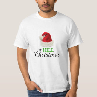 HILL Christmas T-Shirt