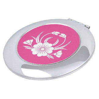 Hill crab cherry tree compact mirrors