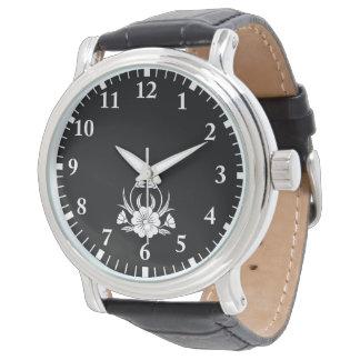 Hill crab cherry tree wristwatch