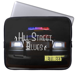 Hill Street Blue - Retirees Laptop Sleeve