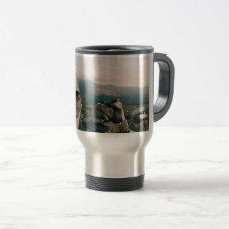 Hill view travel mug