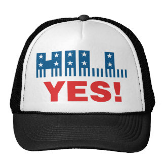 Hill Yes! Cap