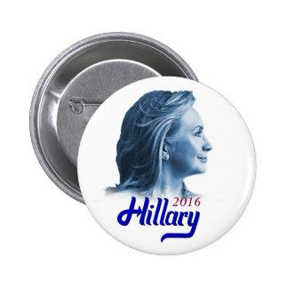 Hillary 2016 button - Unite America