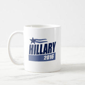 HILLARY 2016 CAMPAIGN BANNER.png Coffee Mug