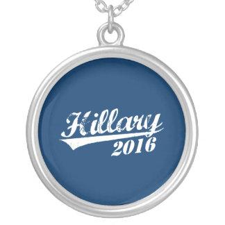HILLARY 2016 JERSEY PENDANTS