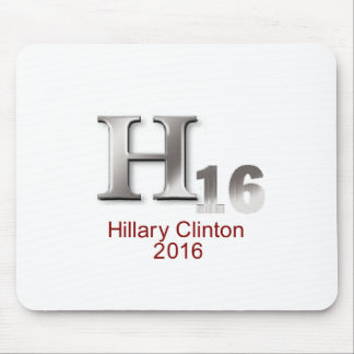 Hillary 2016 mouse pad