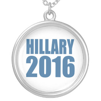 HILLARY 2016 NOW NECKLACE