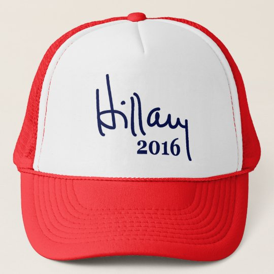 Hillary 2016 Signature Hats