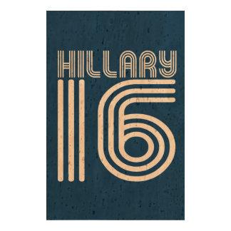 HILLARY 2016 VINTAGE CORK FABRIC