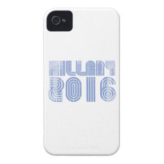 HILLARY 2016 vintage Faded.png iPhone 4 Case-Mate Case