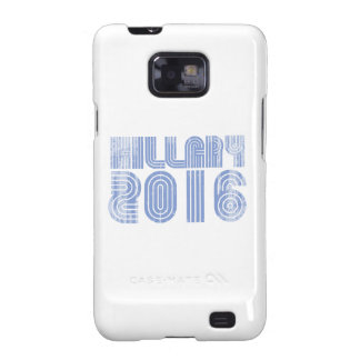 HILLARY 2016 vintage Faded.png Samsung Galaxy SII Covers