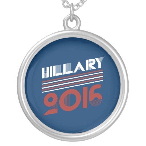 HILLARY 2016 VINTAGE STYLE PENDANT