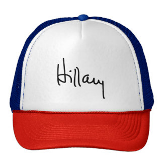 Hillary Autograph (black) -.png Cap