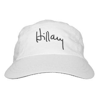 Hillary Autograph Hat