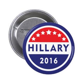 Hillary Clinton 16 Button