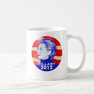 Hillary Clinton 2012 Mug