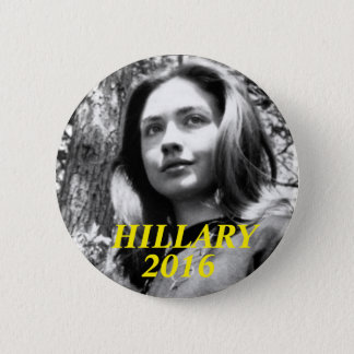 Hillary Clinton 2016 button
