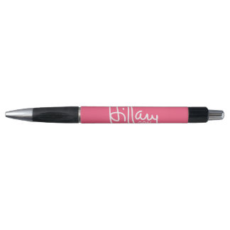 Hillary Clinton 2016 Campaign Gear Pink
