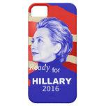 Hillary Clinton 2016 iPhone 5 Case