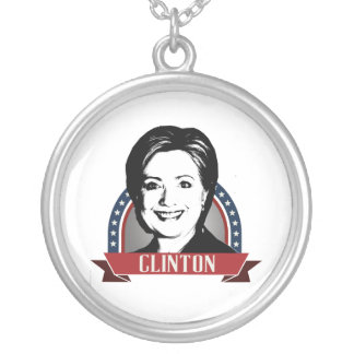 HILLARY CLINTON 2016 NAMEPLATE JEWELRY