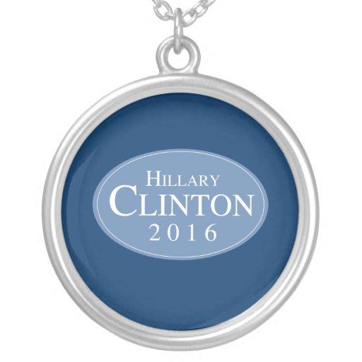 HILLARY CLINTON 2016 OVALESQUE NECKLACES
