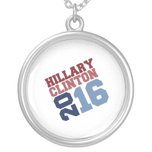 HILLARY CLINTON 2016 SWAY NECKLACES
