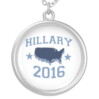 HILLARY CLINTON 2016 UNITER NECKLACE