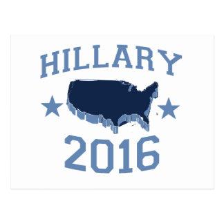 HILLARY CLINTON 2016 UNITER.png Postcards