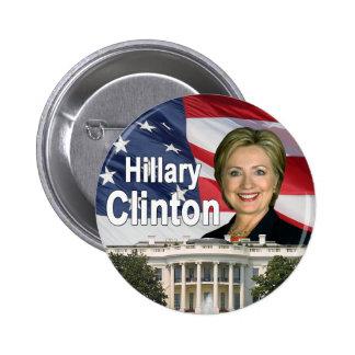 Hillary Clinton Button