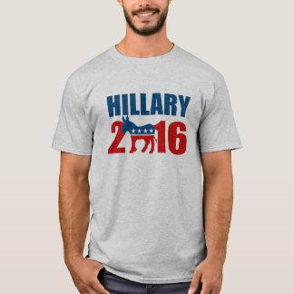 HILLARY CLINTON DEMOCRAT 2016.png T-Shirt
