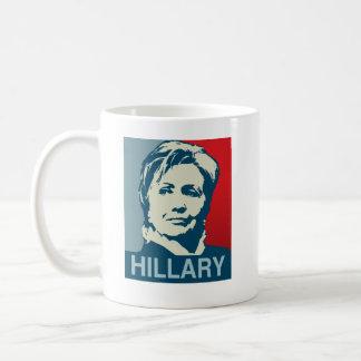 HILLARY CLINTON HOPE-.png Coffee Mug