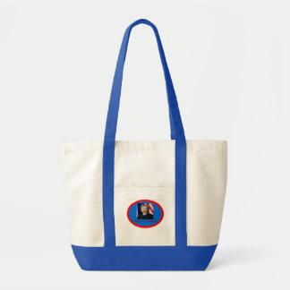 HillaryClintonin 2016 Canvas Bag