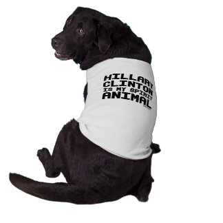 Hillary Clinton is my spirit animal Shirt