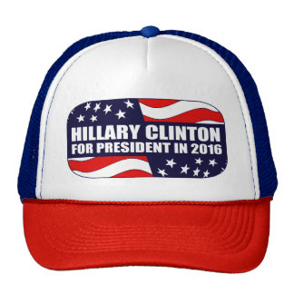 Hillary Clinton President 2016 Cap