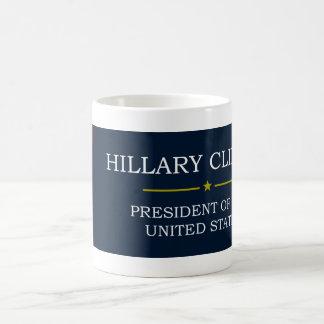 Hillary Clinton President V3 Mugs