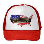 Hillary Clinton Prison 2016 Anti Hillary design Cap