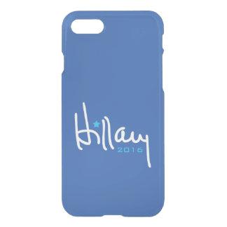 Hillary Clinton Signature iPhone 7 Case