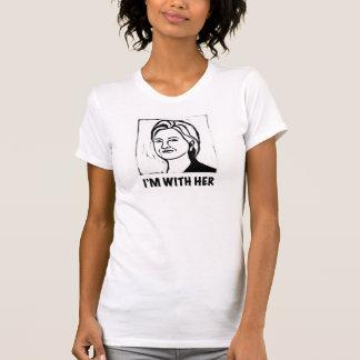 Hillary Clinton Woman's T-Shirt