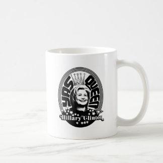 Hillary Clinton Yas Queen Classic Mug