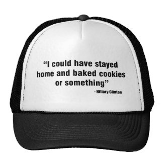 Hillary Cookies Cap