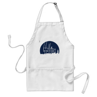 HILLARY FOR NEW YORK CITY MAYOR -.png Apron