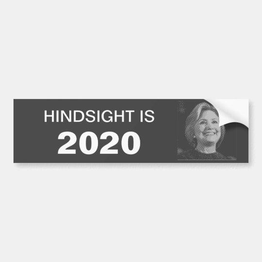 Hillary in 2020 Bumper Sticker