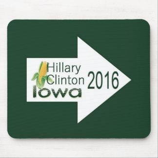 Hillary IOWA 2016 Mouse Pad