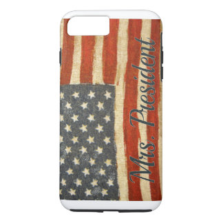 Hillary Mrs President 2016 iPhone 7 Plus Case