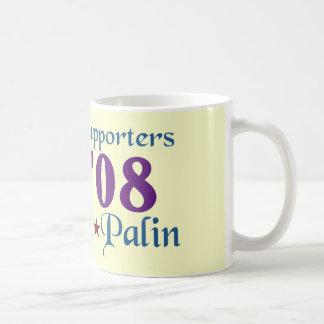 Hillary Supporters for McCain Palin Mug