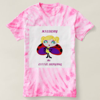 Hillary the Little Ladybug, book series Character T-Shirt