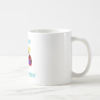 HILLARY the Little Ladybug cup/mug Coffee Mug