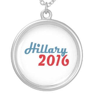 HILLARY TWENTY SIXTEEN 2016 CUSTOM NECKLACE