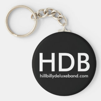 Hillbilly Delux Keychain