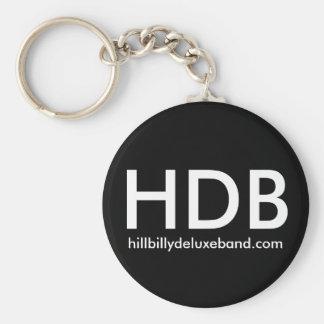 Hillbilly Delux Keychain